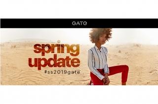 """Objevte v GATE novou jarní kolekci """"spring update"""""""